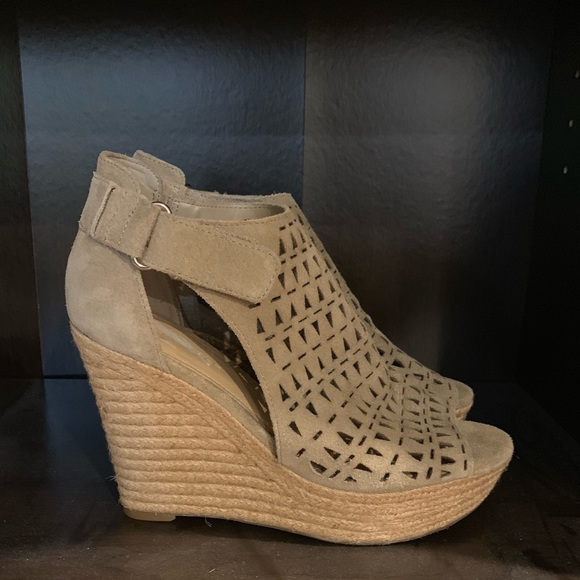 f133604c98 Marc Fisher Shoes | Wedge Sandals | Poshmark